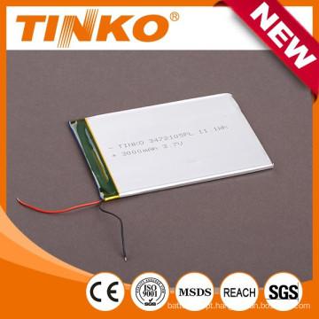 Bateria de Shenzhen Kun teng