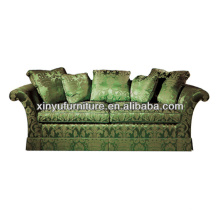 fabric upholstery chesterfield lazy sofa from Foshan XY0980