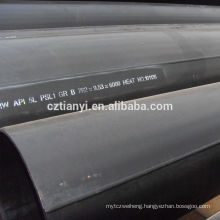 New products on china market en 10217-1/2 erw steel pipe