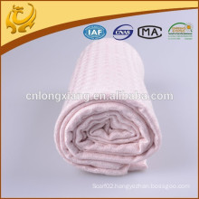 Soft Organic Bamboo Material Pure Color Style Thermal Receiving Bamboo Muslin Baby Wrap
