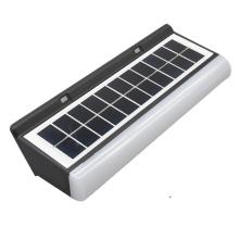 Luz nocturna solar todo en uno con control remoto