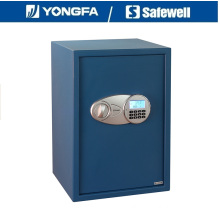 Safewell 50cm Height Eid Panel Electronic Safe for Home Office