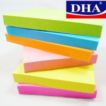 Note collante promotionnelle (DHA-04)