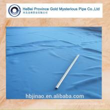 Small diameter fan Low-carbon seamless steel pipe