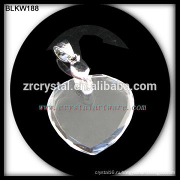 Кристалл ожерелье BLKW188