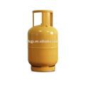 Types de bouteilles de GPL testés de haute sécurité de 11 kg avec valve