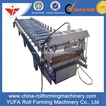 Color Steel Roof Steel Glazed Tile Roll Forming Machine