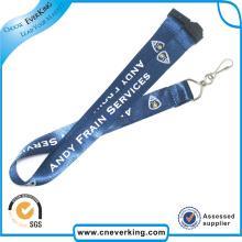 Cadeau promotionnel Nylon Lanyard Promotion Gift
