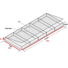 Popular Sales Hexagonal Basket Galvanized Gabion Box Bridge Protection Hot Dipped Galfan Woven Cage Wire Mesh