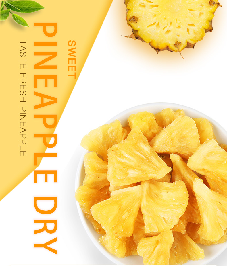 Dried Fruit Pineapple