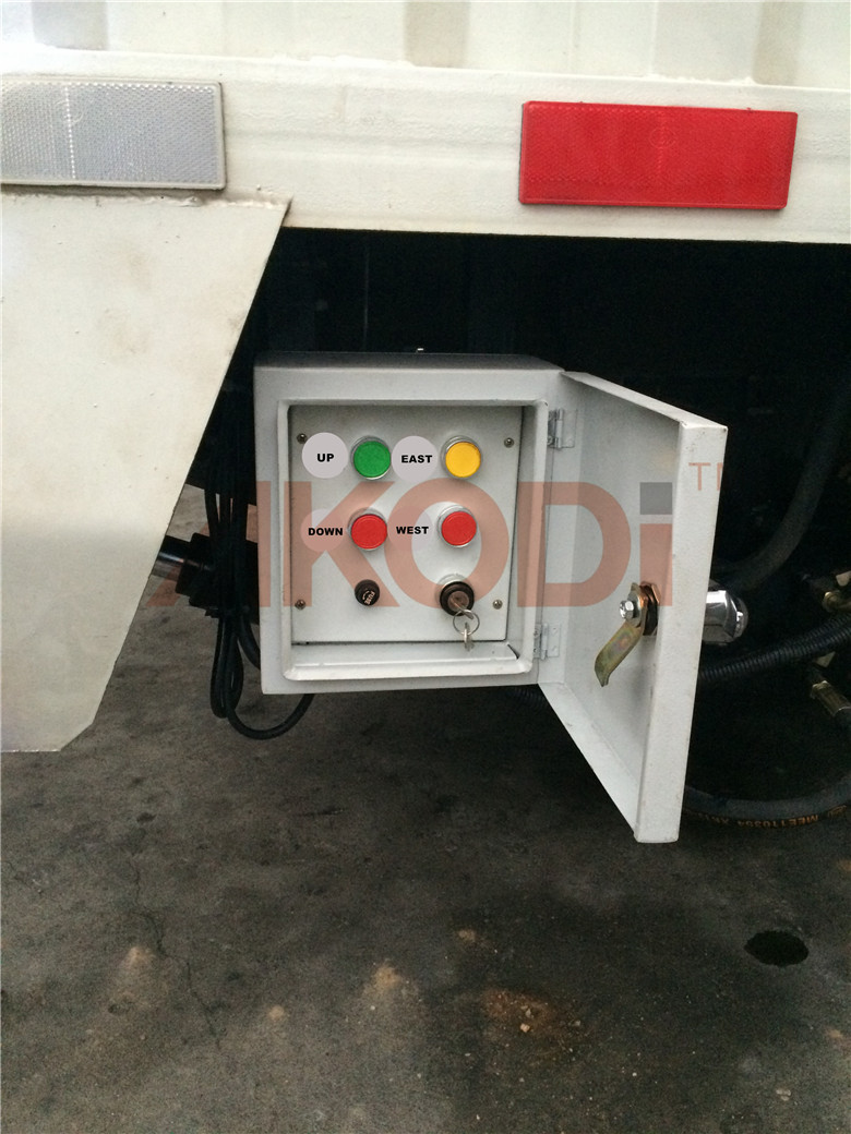 Hydraulic Truck Tailgate