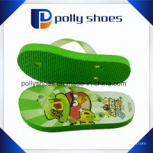 Chinelo de massagem de pé confortável chinelo Flip Flop