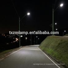 a luz de rua conduzida solar de poupança de energia nova de YANGZHOU conduziu / bateria solar da luz de rua