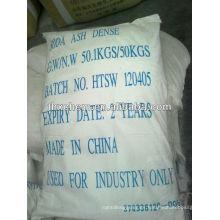 Carbonato de sodio denso 99,2% min en china