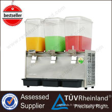 Distributeur chaud de boissons chaudes de la vente rapide 30L / 32L / 36L de nourriture chaude