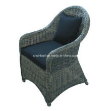 Rattan Chair for Garden / Outdoor with Cushions Pillows (C01)
