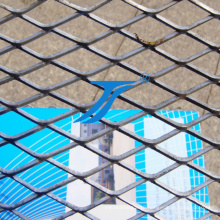 China Manufacturer Expanded Metal Fence Mesh