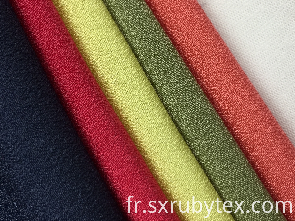 Polyester CDC Solid Fabric