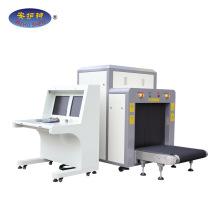Couleurs réelles de 24 bits, scanner de bagages X-Ray