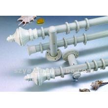 33mm aluminium window curtain pole with good bearing capacity