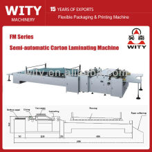 Carton Laminating Machine