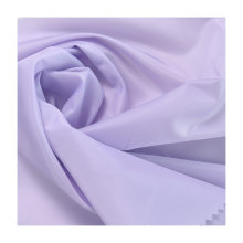Diy Fabric Accessories Cloth Lining Sustainable Fabric Patchwork Woven Microfiber Fabric Purple Plain