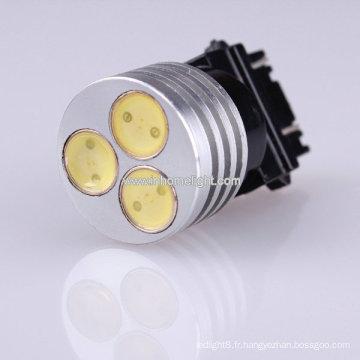 Vente chaude CE et ROHS 3156/3157 lumière auto led avec 3 ans de garantie