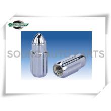 Hochleistungs-Radmuttern Stahl Radmuttern Rad Installation Kits