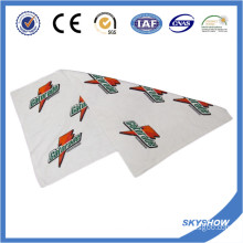 Full Size Printing Polyester Front Cotton Back Beach Towel