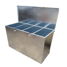 Adjustable Metal Animal Feed Bin