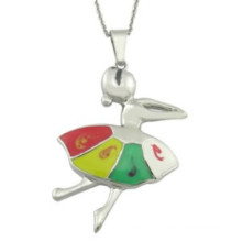 Jewelry Stainless Steel Customized Boy and Girl Charm