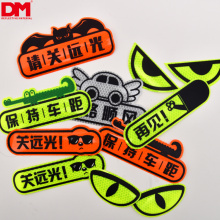 custom pattern  reflective  car decoration decal stickers