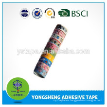 Bopp office cartoon packing tape used for decoration