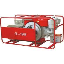 Gf1 10kw Einzelzylinder Diesel Generator Set