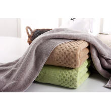 (BC-TB1001) Toalla de baño de felpa 100% algodón de alta calidad