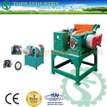 Отходы / лома шины Бисер отделитель колец / Debeader / отходов Debeader шины / Используемые шины рециркуляции производственной линии