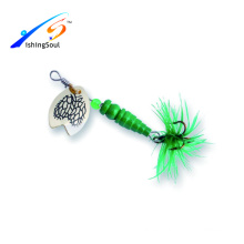 SPL034 High quality wholesale fishing lure fishing spinner spoon