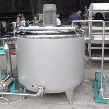 100L 200L 300L Réservoir de mélange gainé d'acier inoxydable électrique