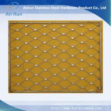 Décoration maille de câble métallique en acier inoxydable