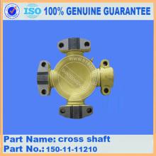 SD22 cross shaft 150-11-11210 shantui excavator spare parts