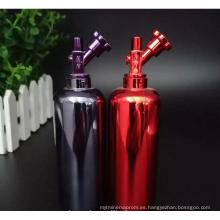 botella de aceite esencial de color PP e-cig botella