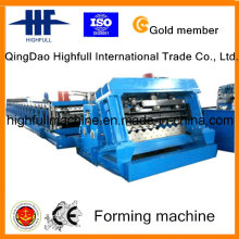 Grain Steel Storage Silos Roll Forming Machine