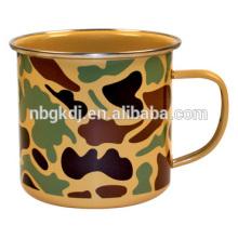 Camo Esmalte Coffee Cup Camo Esmalte Coffee Cup