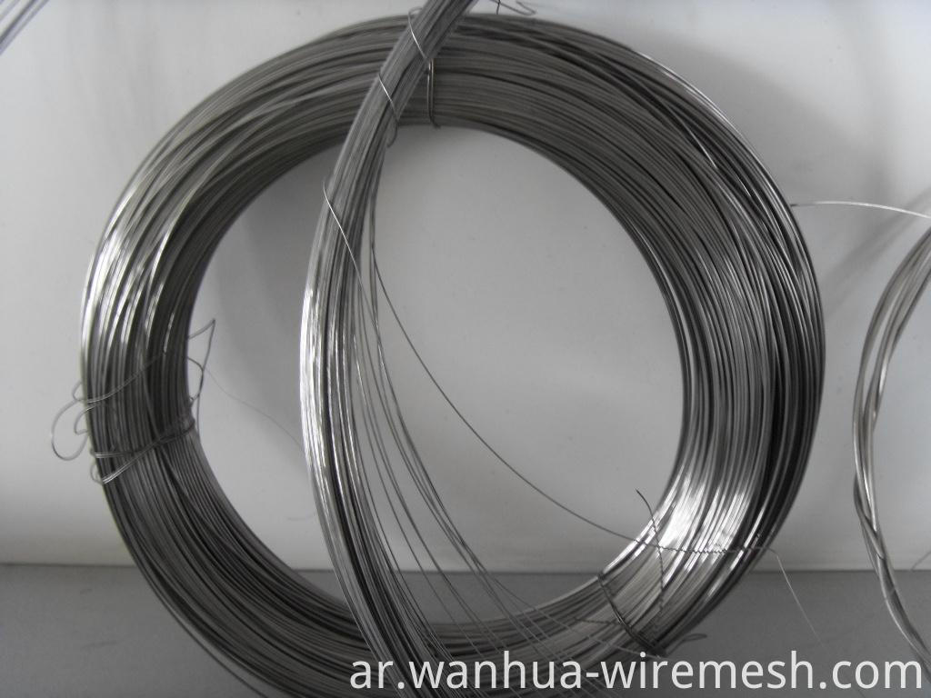 galfan steel wire high tensile galvanized steel wire