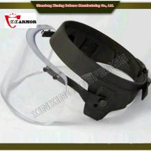 XX casque anti-balles avec visière anti-balles