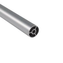 Экструдированная алюминиевая круглая трубка Алюминиевая труба