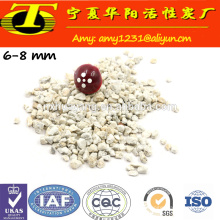 Natural Filter Media Medical Stone / Maifan Stone For Water Filtration