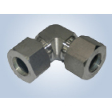 Metric Thread Bite Type Tube Fittings Replace Parker Fittings and Eaton Fittings (elbow fittings)