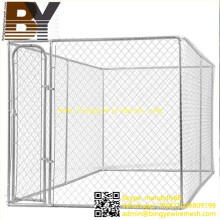 Heavy Duty Galvanized Metal Dog Kennel Dog Cage