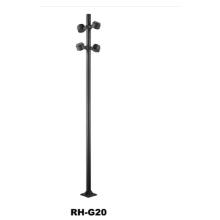 Lampe de poteau d'extérieur à haut mât étanche à LED